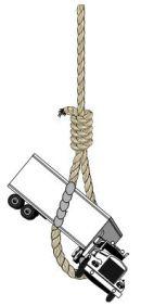 hanging-truck